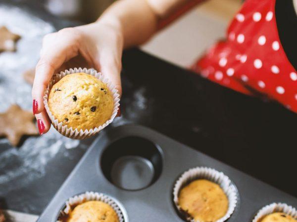 Silikonowe foremki do muffinek - instrukcja użytkowania